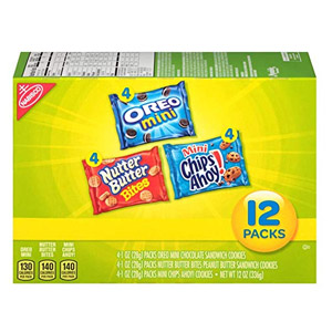 Nabisco Mini Cookies Variety Pack