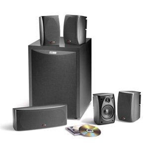 Polk Audio RM6750 5.1 Channel Home Theater Speaker System