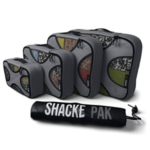 Shacke Pak - 4 Set Packing Cubes