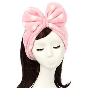 Shintop Fleece Bowknot Bow