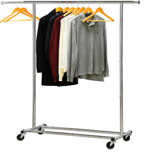 Simple Houseware Garment Rack
