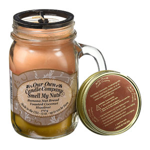 Smell My Nuts Scented Candle