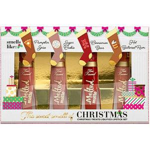 TOO FACED Christmas Lipstick Set