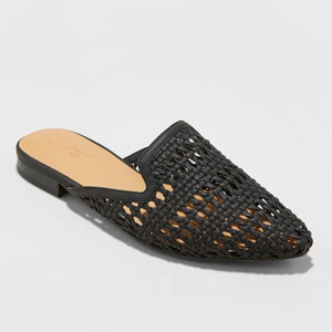 Universal Thread Woven Mules