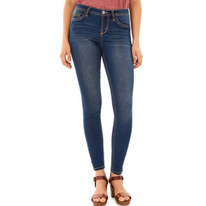 WallFlower Juniors Denim Jegging Jeans