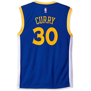Stephen Curry #30 Jersey