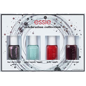 essie Holiday Nail Polish Set