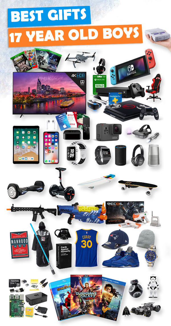 Best 28 Christmas Gifts 17 Year Boy Christmas Gift