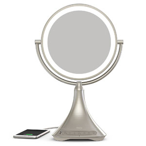iHome Bluetooth Makeup Mirror