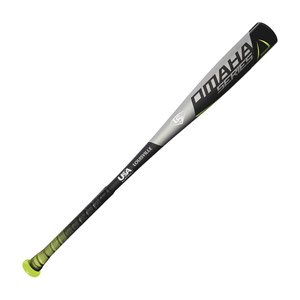 Louisville Slugger Omaha 518(-10) 2018 USA 2 5/8 Barrel Bat
