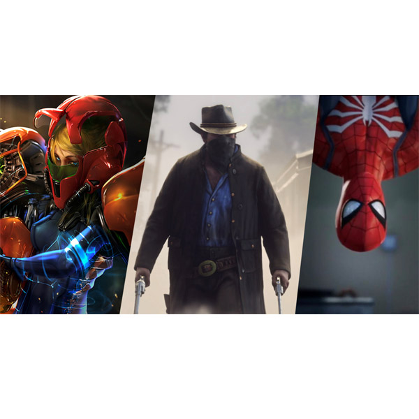 20 Most Anticipated Video Games of 2018