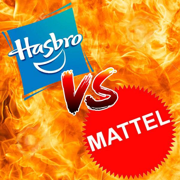 Hasbro vs. Mattel