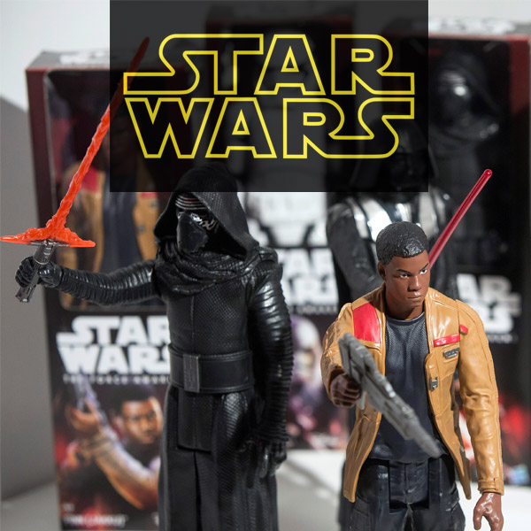 Star Wars Toy Sales Surprisingly Decline in 2017 - Does This
