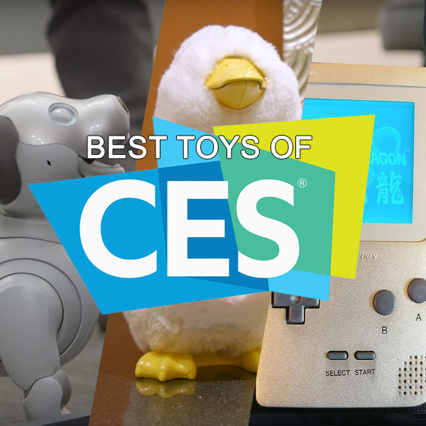 Best Toys of CES 2018