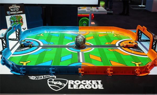 Hot Wheels Rocket League RC Rivals