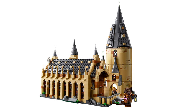 LEGO Harry Potter Great Hall