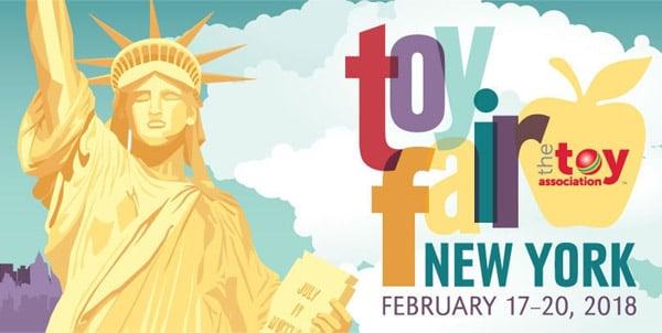 New York Toy Fair 2018