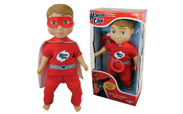 Wonder Crew Superhero Will
