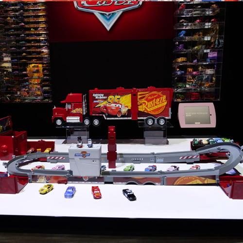 Disney Cars Super Track Mack