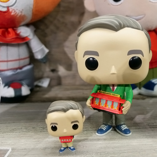 Funko Pop TV Mr Rogers Collectible Figure
