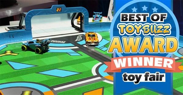 Hot Wheels Rocket League RC Rivals - Toy Buzz Best of Toy Fair 2018