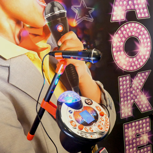 KidiStar Karaoke Machine