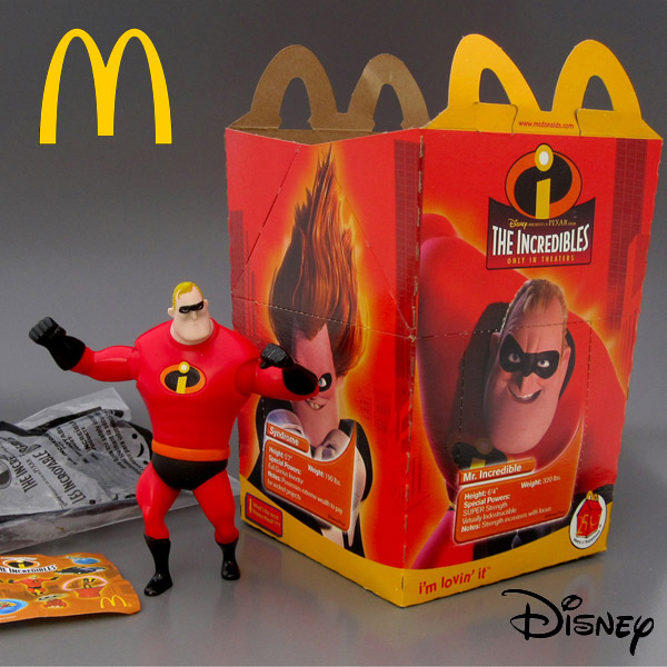 Toys From Mcdonald S Happy Meals : Disney toys returning to happy meals after more than a
