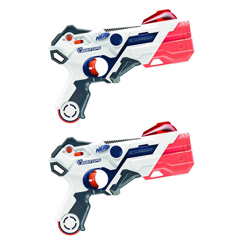 NERF LASER OPS PRO ALPHAPOINT 2-Pack Blaster