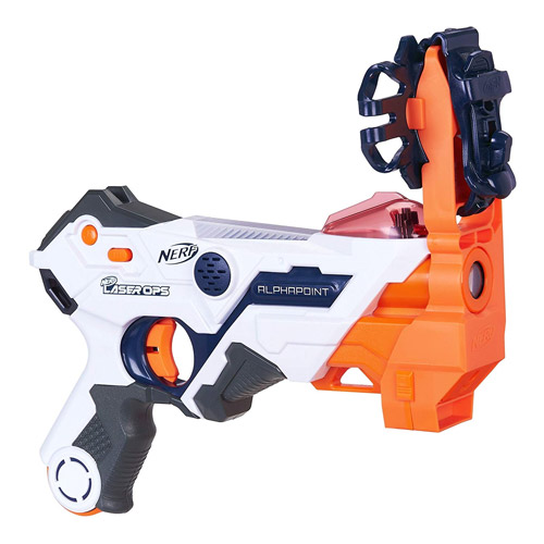 NERF LASER OPS PRO ALPHAPOINT Blaster
