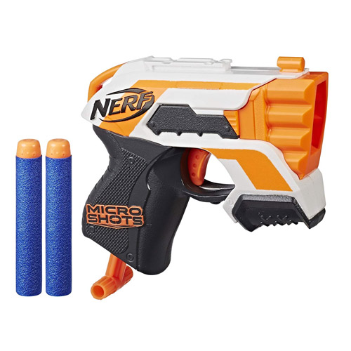 NERF MICROSHOTS N-STRIKE ELITE ROUGH CUT