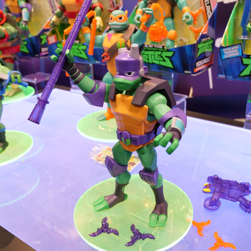 Rise of the Teenage Mutant Ninja Turtles Action Figure Assortment