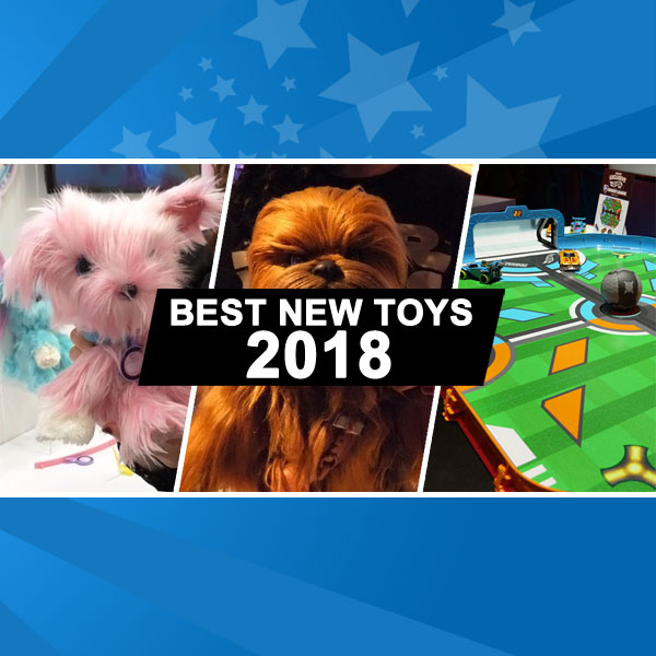 Best New Toys of Toy Fair 2018