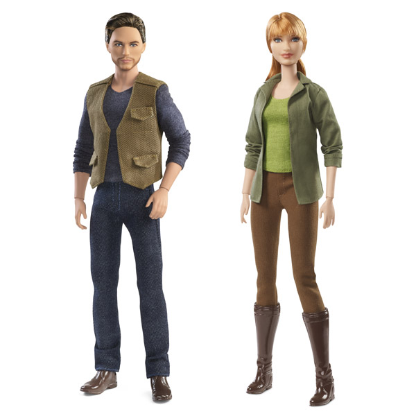 Barbie Jurassic World Doll Assortment (FJH56)