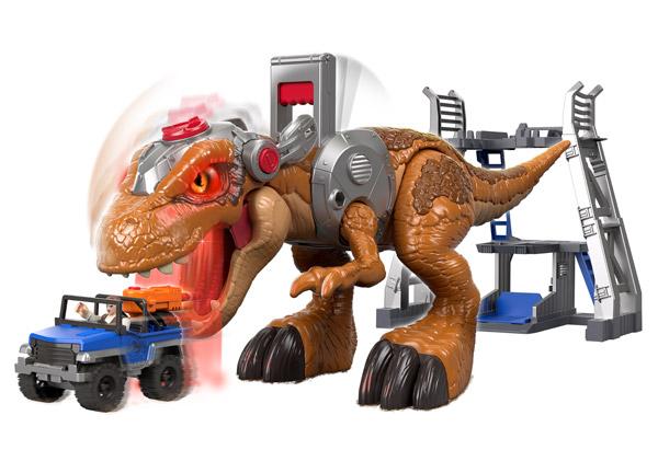 Imaginext Jurassic World Jurassic Rex (FMX85)