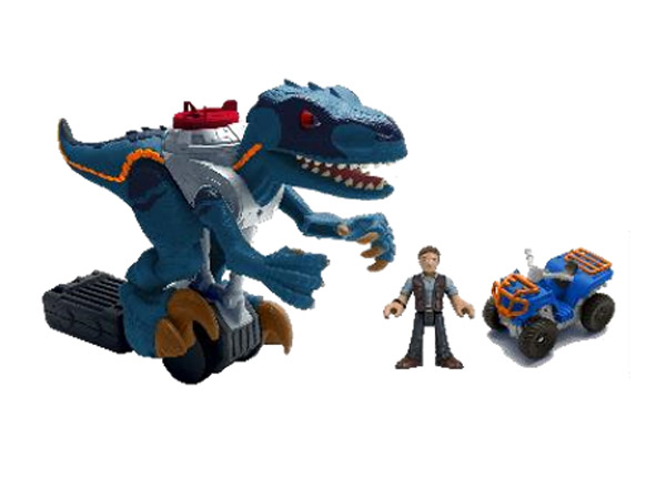 Imaginext Jurassic World Walking Villain Dinosaur (FMX86)
