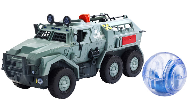 Jurassic World Gyrosphere Blast Vehicle (FMY86)