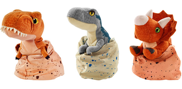 Jurassic World Reversible Plush (FTD99)