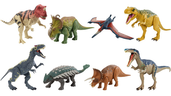 Jurassic World Roarivores Assortment (FMM23)