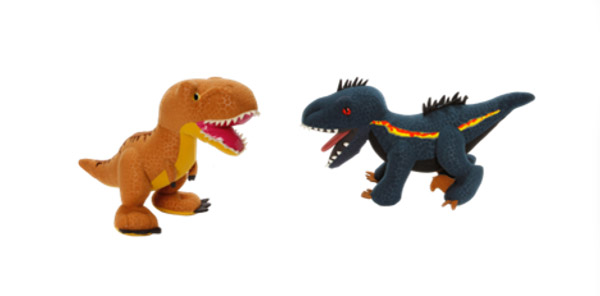 Jurassic World Sound Plush (FPF08)