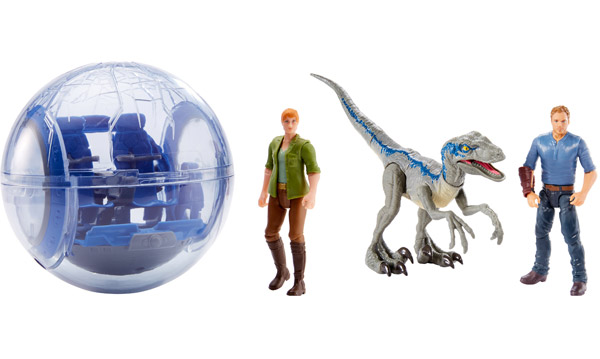 Jurassic World Story Pack Assortment (FMM49)