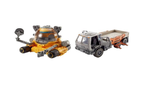 Matchbox Jurassic World Figure Compatible 12-inch Vehicle Assortment (FMY60)