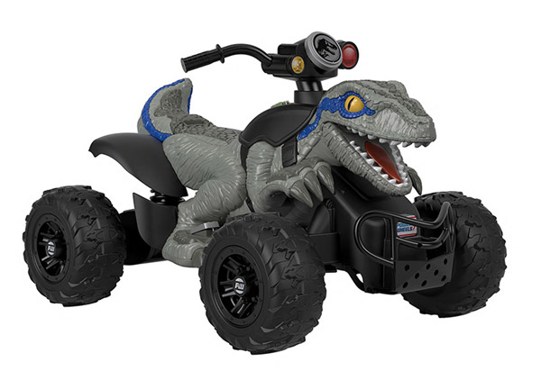 Power Wheels Jurassic World Dino Racer (FLJ84)