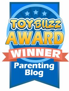 Toybuzz.org Parenting Blog Award Badge