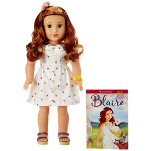 American Girl - Blaire Wilson - Girl of the Year 2019
