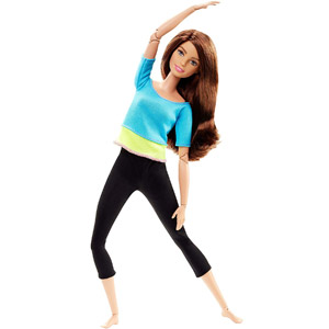 Barbie Made To Move Barbie