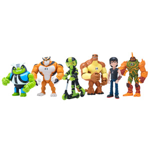 Ben 10 Basic Action Figure Assortment
