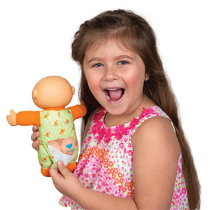 "Cabbage Patch Kids 9"" Lil Surprise Reveal"