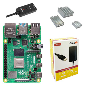 CanaKit Raspberry Pi 4 Basic Kit (2GB)