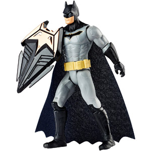 DC Batman Knight Missions 6-Inch Figures