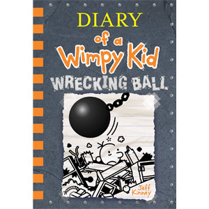 Diary of a Wimpy Kid Book 14: The Breakout